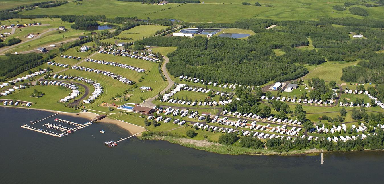 Permanent Full Amenity Camping